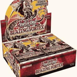 Yu-Gi-Oh! Blazing Vortex Boosterbox