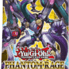Yu-Gi-Oh! Phantom Rage Boosterpack kaarten