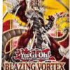 Yu-Gi-Oh! Blazing Vortex Boosterpack kaarten