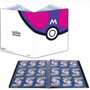 Pokémon Masterball 9-pocket
