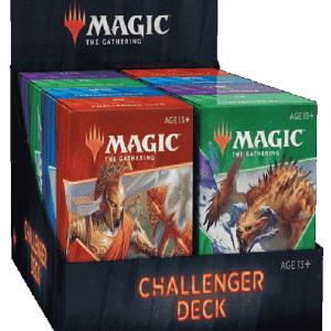 MTG Challenger Decks 2021