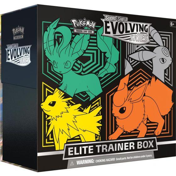 evolving skies elite trainer box