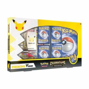 Special Collection Pikachu V union