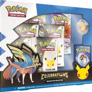 Pokemon celebrations de luxe editions