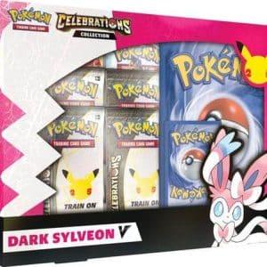 Pokemon Celebrations V Box Dark Sylveon