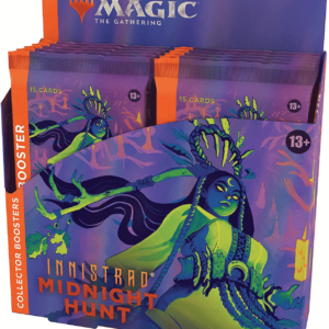 innistrad midnight hunt collector booster box