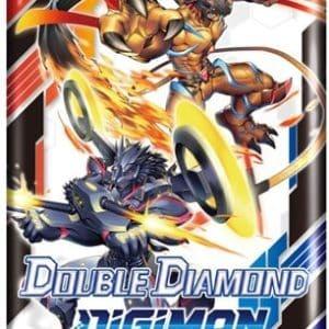 Digimon double diamond booster box